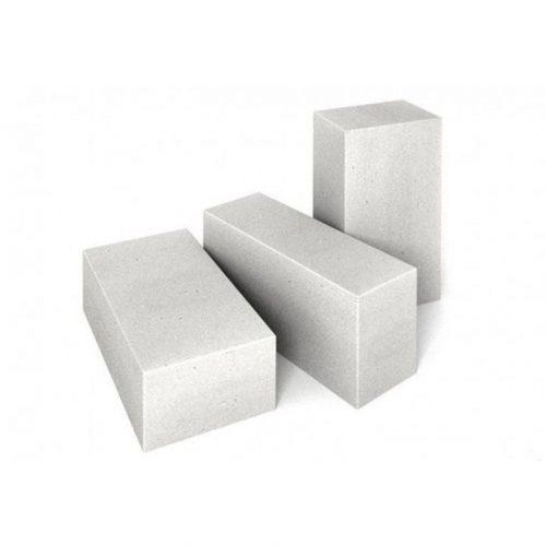Блок газосиликатный 10х25х60 (поддон 120шт) БОНОЛИТ