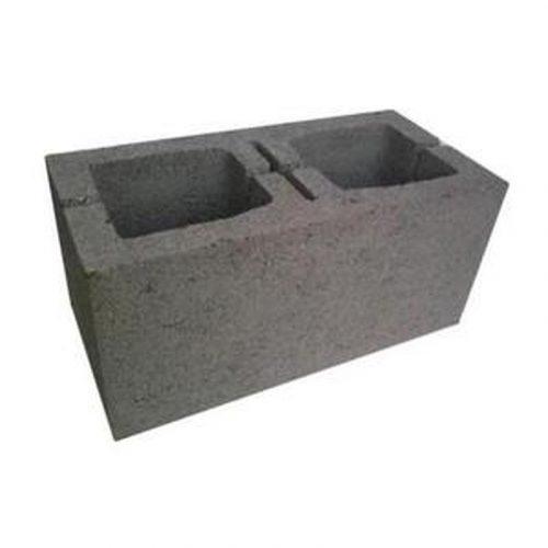 Блок керамзито-бетонный 20х20х40 пустотелый (поддон 90шт)
