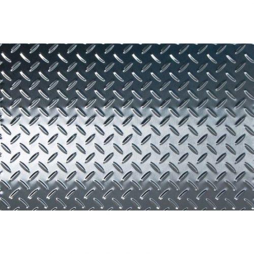 Лист рифл.алюм. 1.2х3,0 (т. 2) АМГ2 Н2 Р