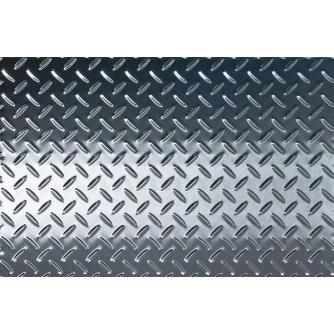 Лист рифл.алюм.1.2х3,0 (т. 3) АМГ2 Н2 Р