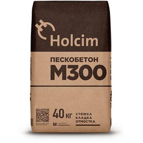 Сухая смесь М-300 (Holcim), 40 кг
