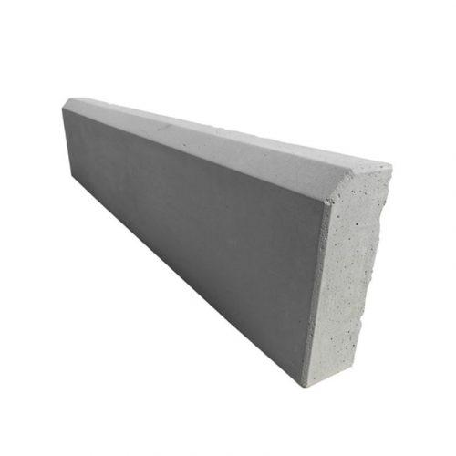 Бордюр большой 65х210х500 серый