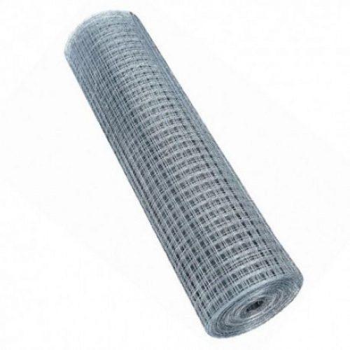 Сетка сварная оцинк яч.25 (1.0мх50м) (т 1.6) п.м.