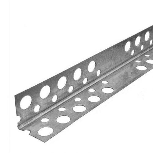 Профиль угловой защитный оцинкованный 25х25 (3м)
