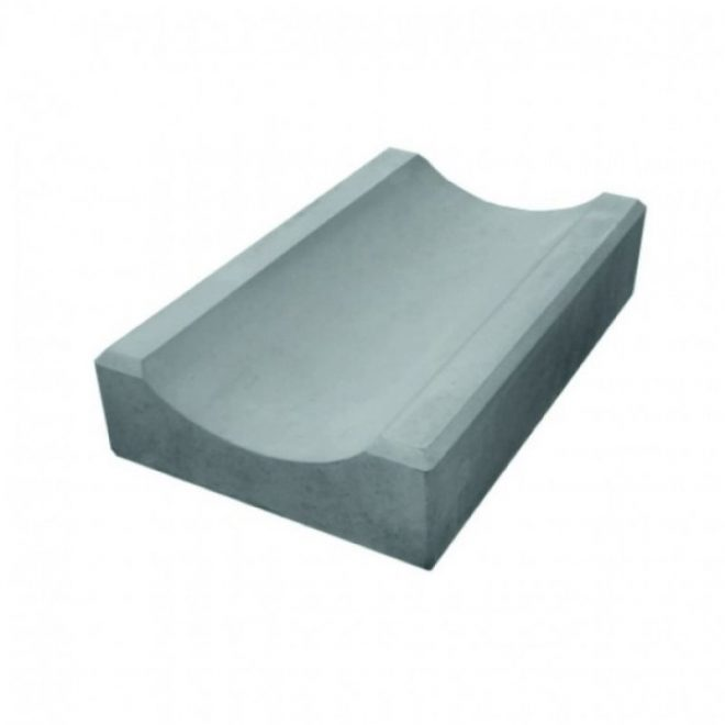Водосток серый 60х160х500