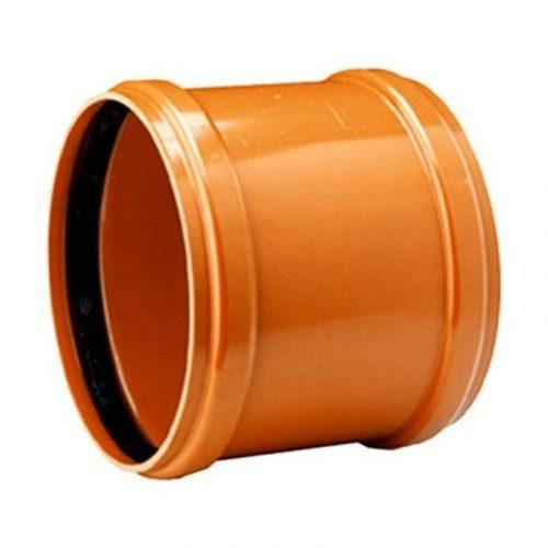 Муфта 160 оранжевая