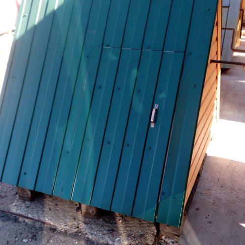Домик на колодец ( блок-хаус )
