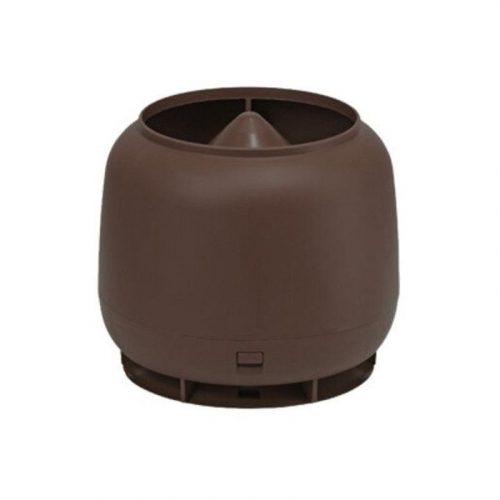 Колпак ТехноНиколь D 110 RR,коричневый