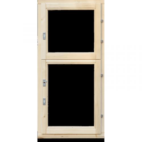 Оконный блок ОРУ 900х600