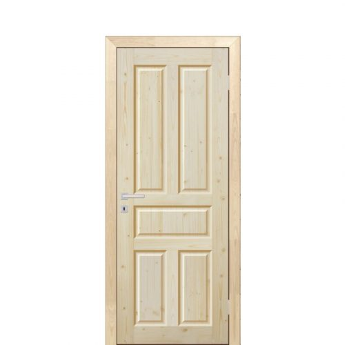 Двери б/сучковые с коробкой 2.1х0.9