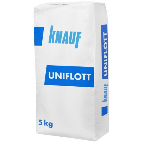 Шпаклевка гипсовая универсальная Унифлот Кнауф 5кг