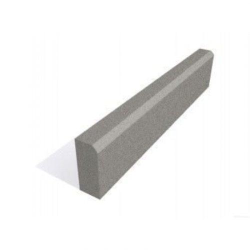 Бордюр большой 80х200х1000 серый(в под.45шт)