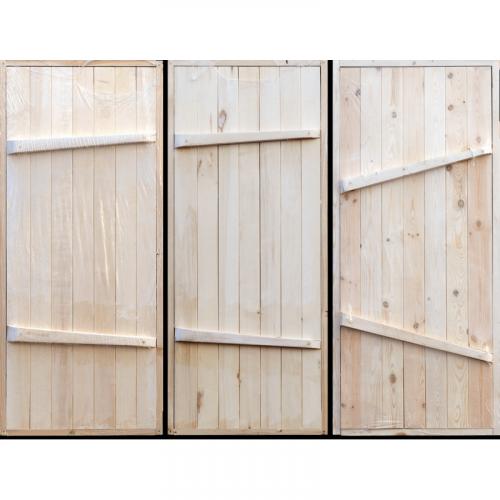 Дверь банная 1.7х0.7 с коробкой