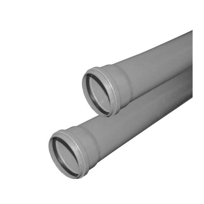 Труба канализационная 50х1.6х500