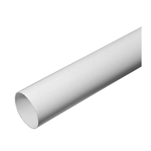 VERAT труба белая 3м (10)
