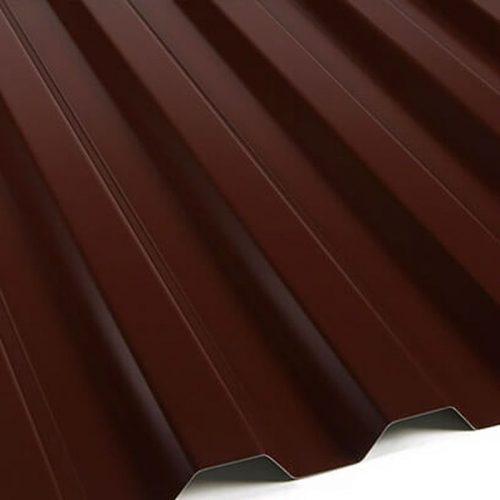 С-21 коричневый 1000х2500 (т 0.45)