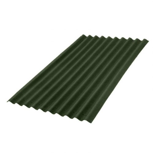 Ондулин зеленый 0.95х2.0