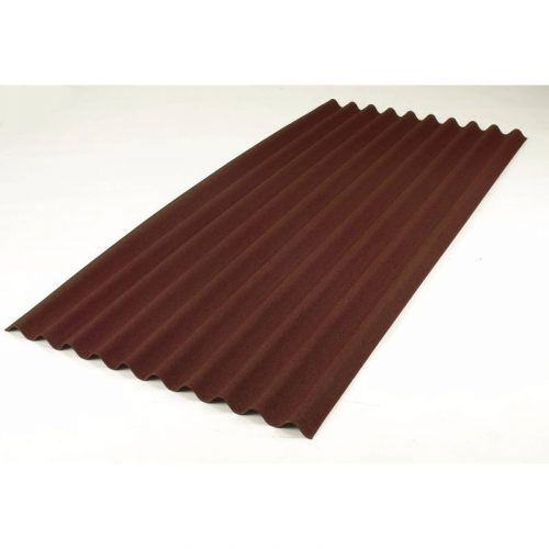 Ондулин коричневый 0.95х2.0