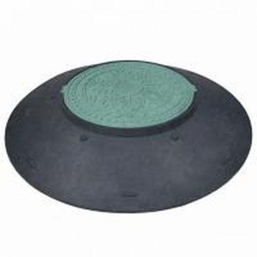 Конус -люк (зеленый,черный)