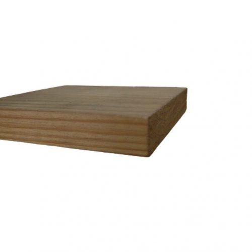 Доска строганая 20х95х2 м (упаковка 6шт.)