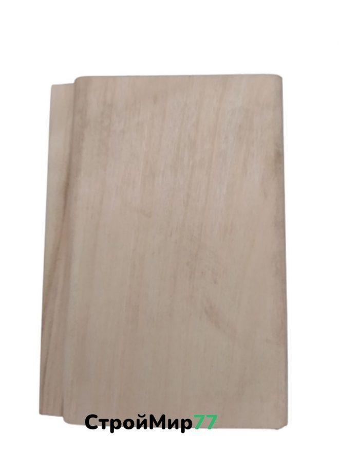 Вагонка липа Экстра 14х88х2,2 м (10 шт. в упаковке)