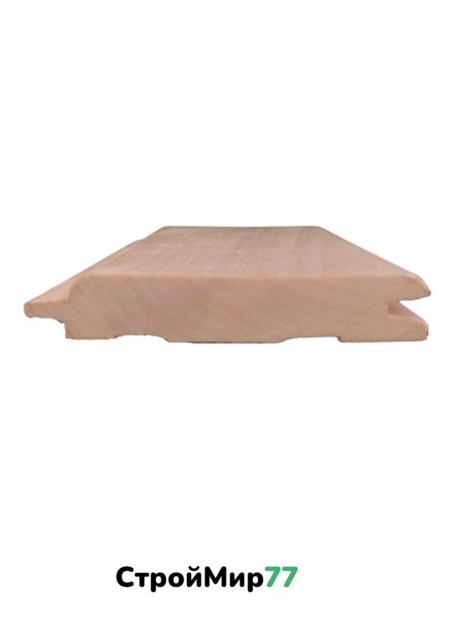 Вагонка липа Экстра 14х88х2,6 м (10 шт. в упаковке)
