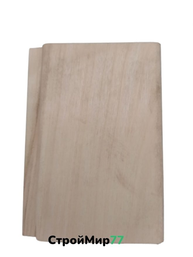 Вагонка липа сорт В 14х90х1,9 м (10 шт. в упаковке)