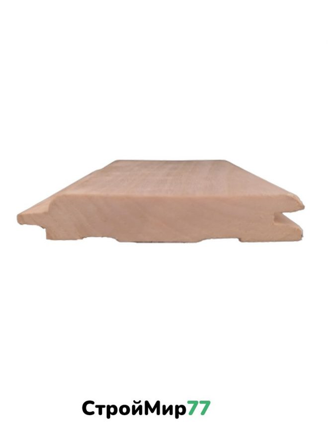 Вагонка липа сорт В 14х90х2,7 м (10 шт. в упаковке)